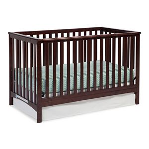 Storkcraft Hillcrest 4-in-1 Convertible Crib