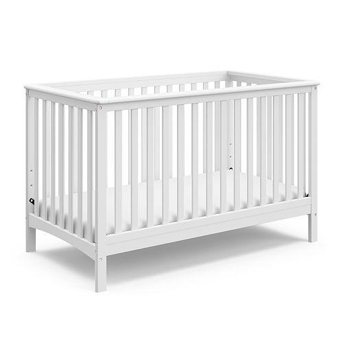Storkcraft Hillcrest 4-in-1 Convertible Crib