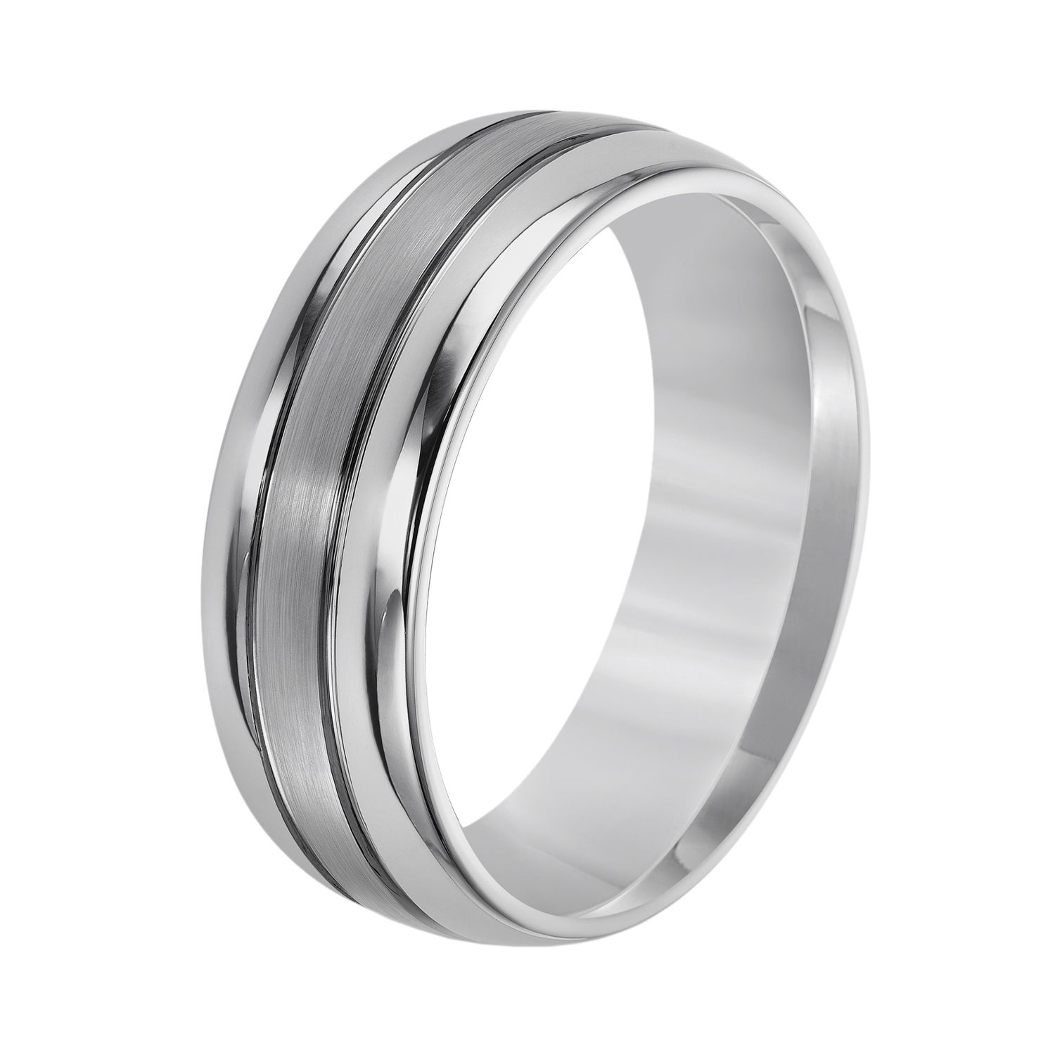 Mens Tungsten Rings Jewelry