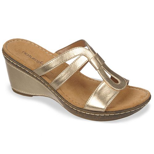 SOUL Naturalizer Henry Wedge Sandals - Women
