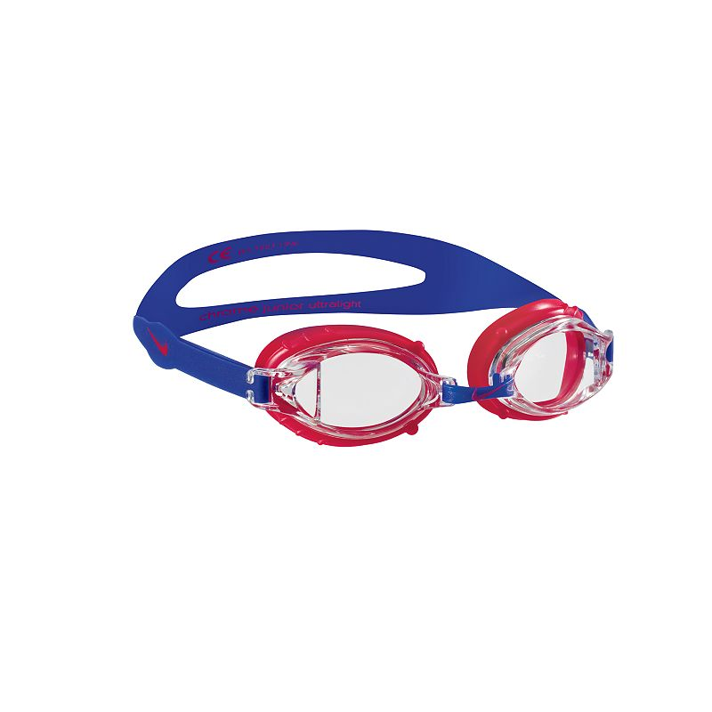 Nike Chrome Jr. Goggles, Multicolor Six-way adjustable nose pieceTPE gasketLatex split strapClear lensLightweight design Size: One Size. Color: Multicolor. Gender: Unisex. Material: Poly Blend.