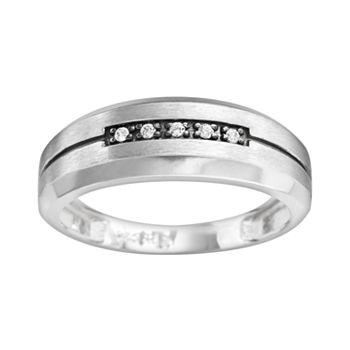 74df60255 Mens Wedding Bands Kohl's | White Gold Locket