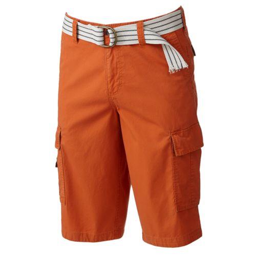 Urban Pipeline® Pinfaille Cargo Shorts - Men