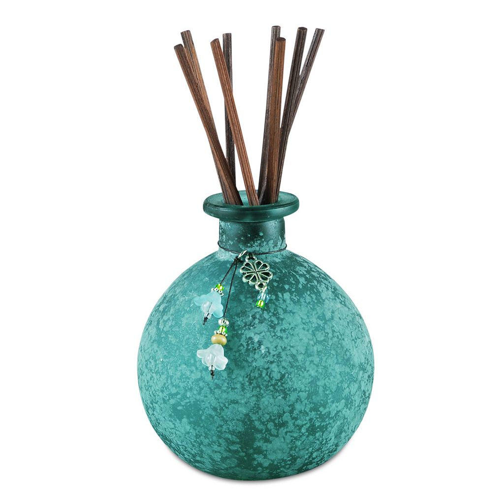 San Miguel Tierra 10-pc. Morning Mist Reed Diffuser Set