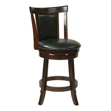 Office Star Products Swivel Bar Stool