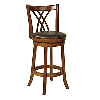 Office Star Products 30-in. Swivel Bar Stool