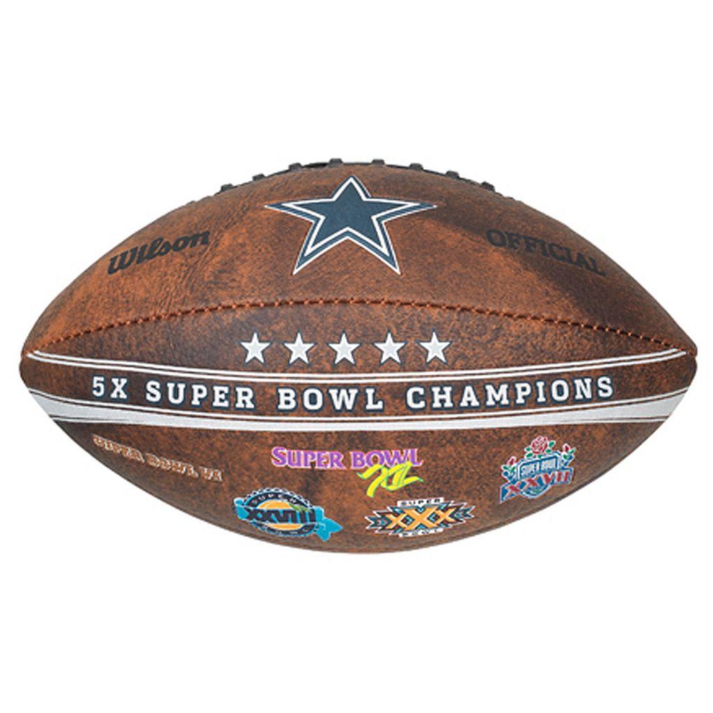 Dallas Cowboys Commemorative Championship 9