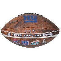 New York Giants Commemorative Championship 9