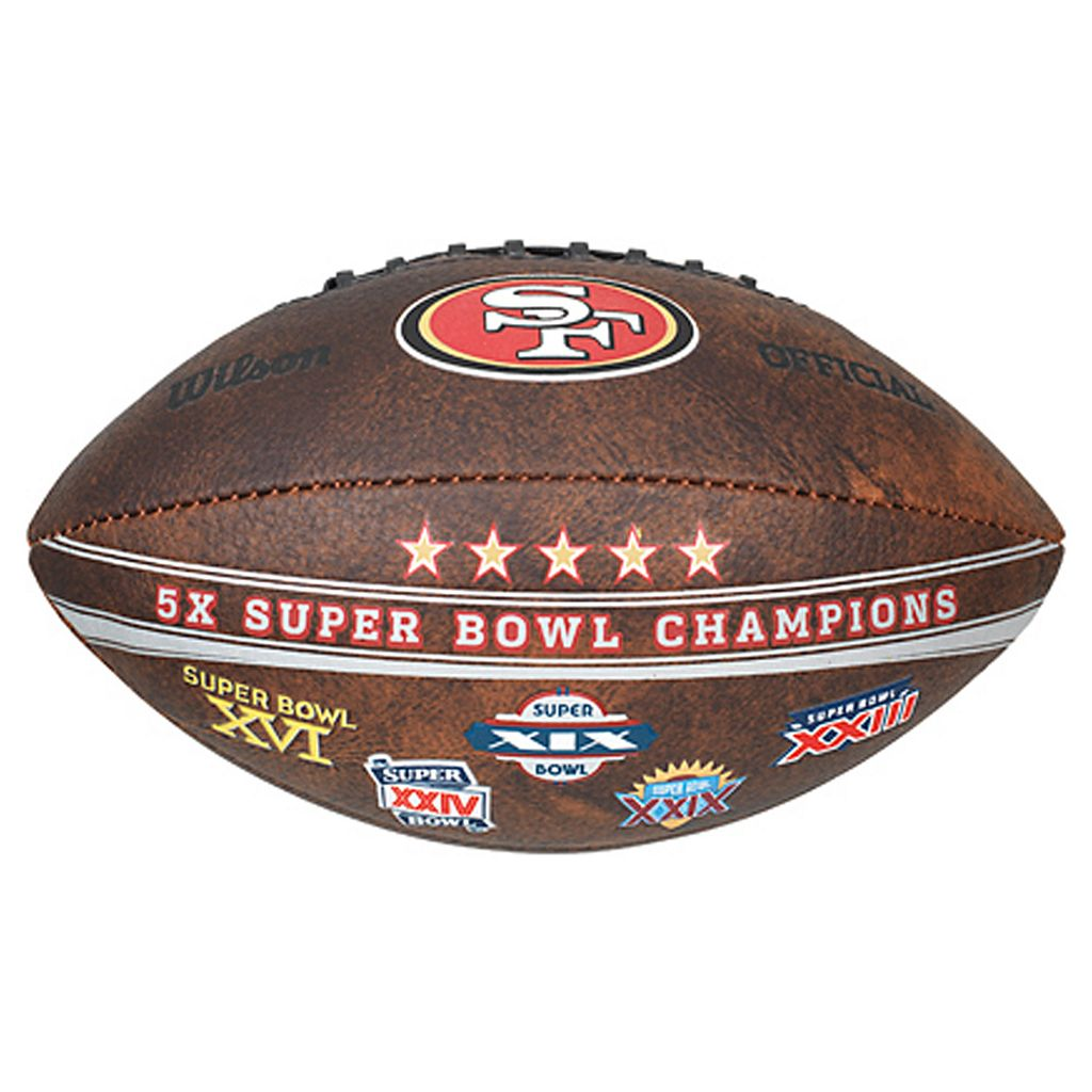 San Francisco 49ers Commemorative Championship 9
