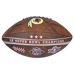 Washington Redskins Commemorative Championship 9' Football
