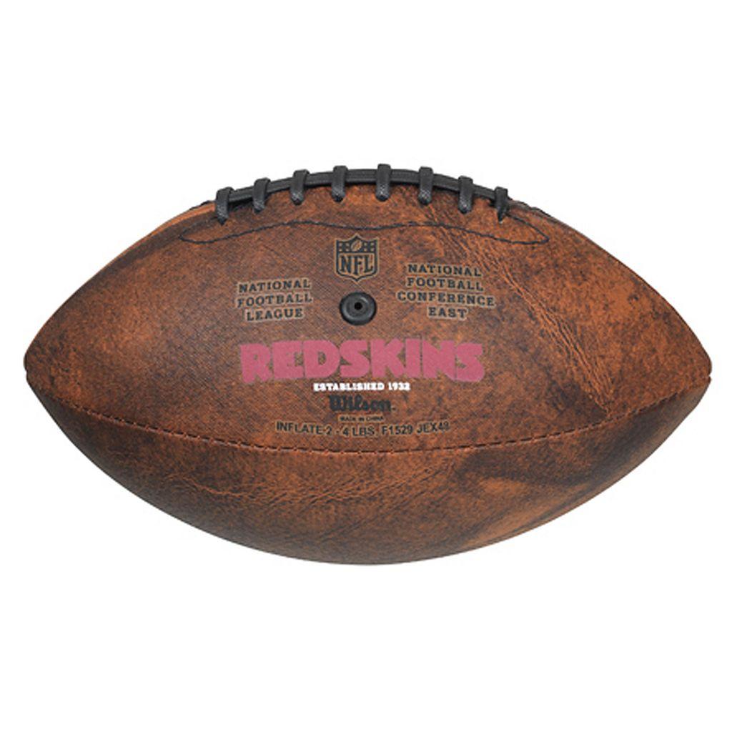 Washington Redskins Commemorative Championship 9'' Football