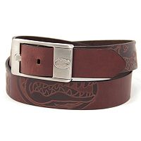 Men's Florida Gators Brandish Leather Belt