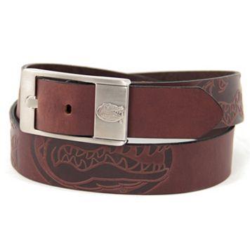 Men's Florida Gators Brandish Leather Belt