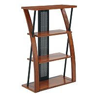 Office Star Products Aurora Bookcase