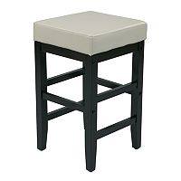 Office Star Products 25 in Square Stool