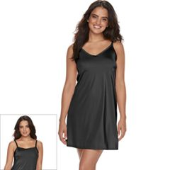 Vanity Fair Daywear Solutions Spinslip 18-in. 10158 - Women's