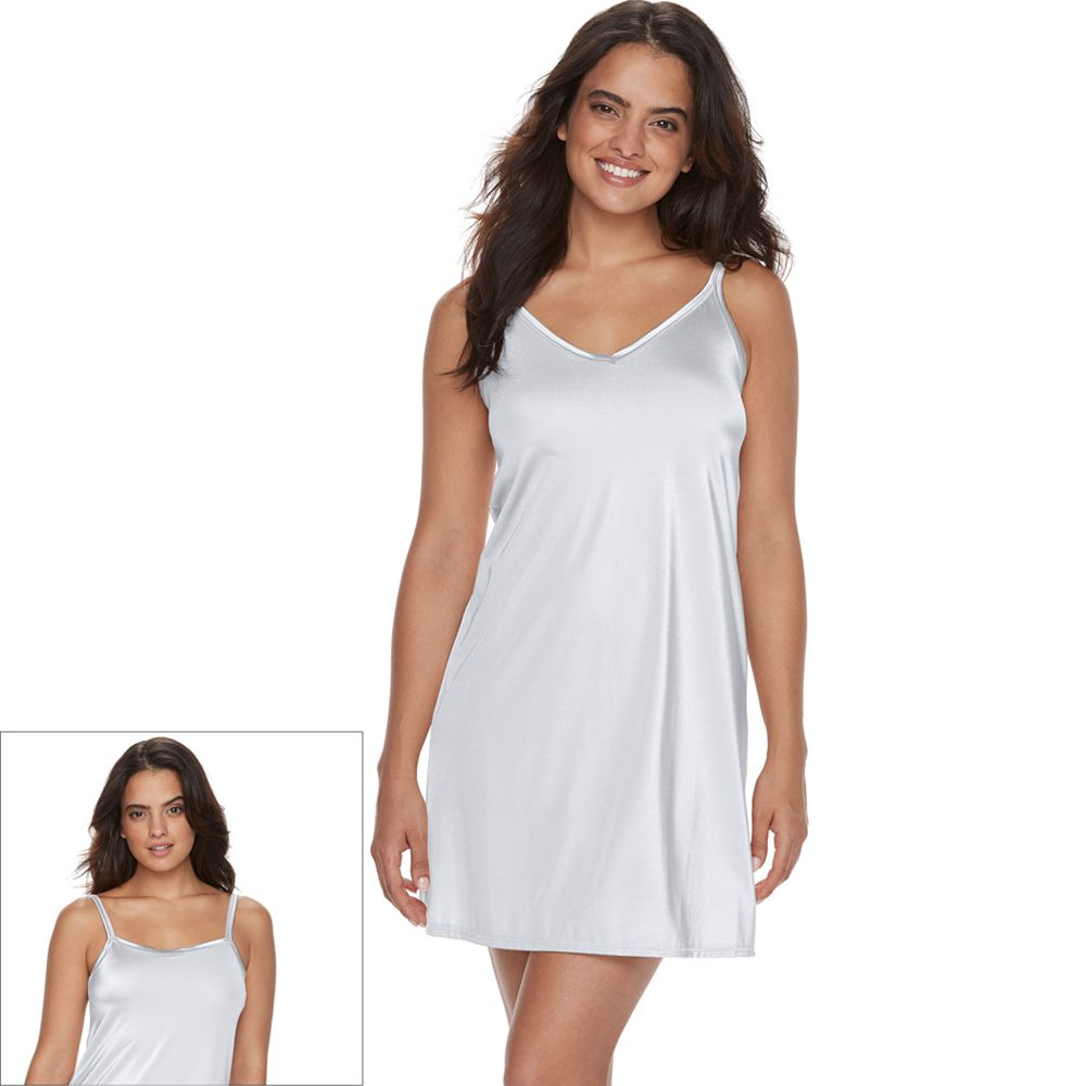Vanity Fair® Daywear Solutions Spinslip 18-in. 10158 - Women's
