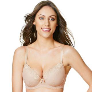 Perfects Australia Bra: Louisa Curve It Up Lace Balconette T-Shirt Bra 14UBR94 - Women's