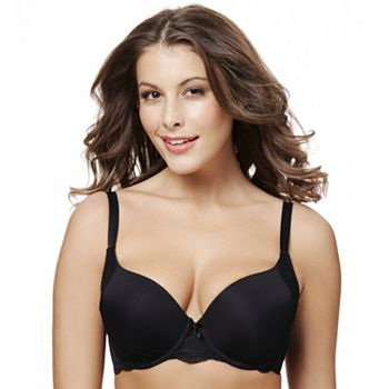 1b0757b3e7 Perfects Australia Bra  Michelle Curve It Up Lace-Trim Balconette T-Shirt  Bra 14UBR93 - Women s