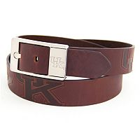 Men's Kentucky Wildcats Brandish Leather Belt
