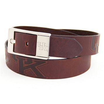 Men's Kentucky Wildcats Brandish Leather Belt