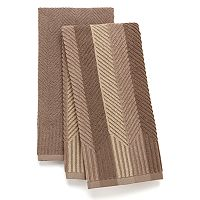 Food Network™ 2-pk. Sculpted Kitchen Towels