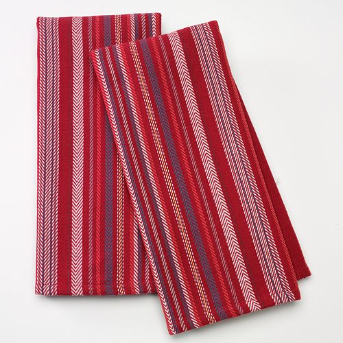 Food Network Flat Weave Kitchen Towels
