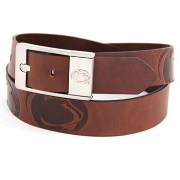 Men's Penn State Nittany Lions Brandish Leather Belt
