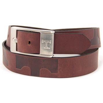 Men's Tennessee Volunteers Brandish Leather Belt
