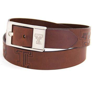 Men's Texas Tech Red Raiders Brandish Leather Belt