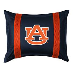 Auburn Tigers Standard Pillow Sham