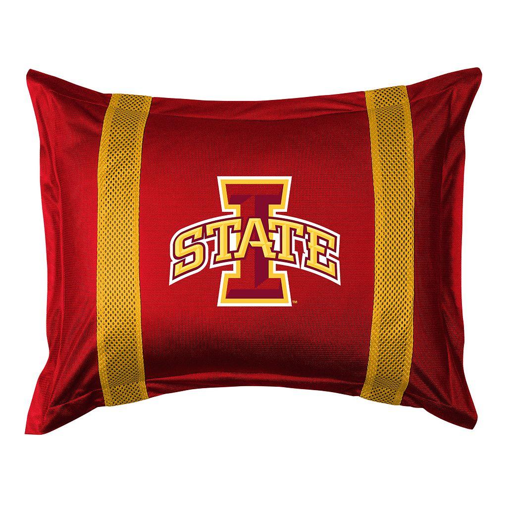 Iowa State Cyclones Standard Pillow Sham