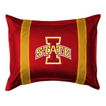 Iowa State Cyclones Standard Pillow Sham