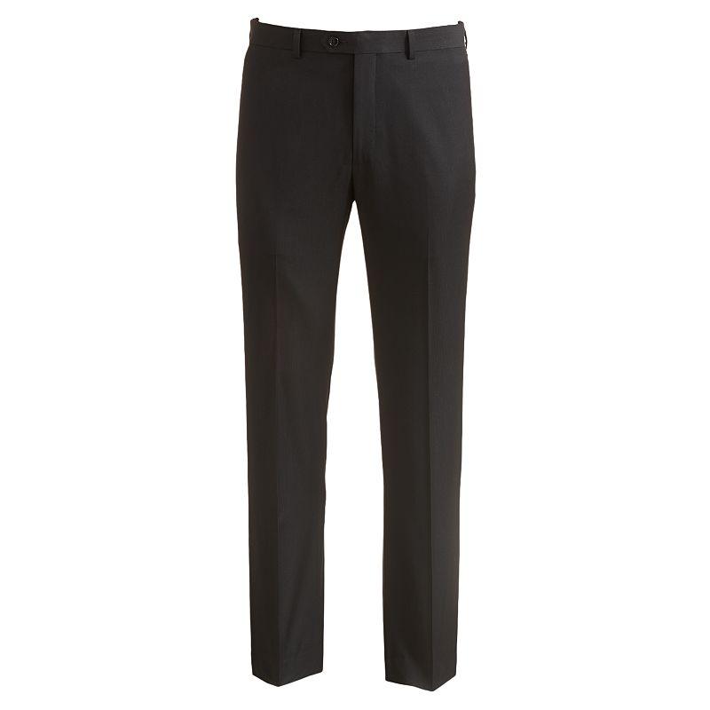 Apt. 9 Slim-Fit Striped Suit Pants - Men