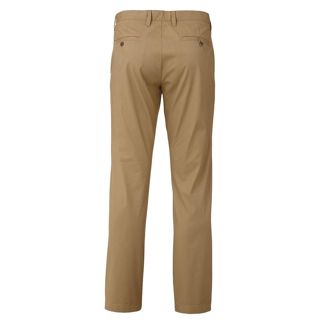 Men's Marc Anthony Slim-Fit Twill Pants