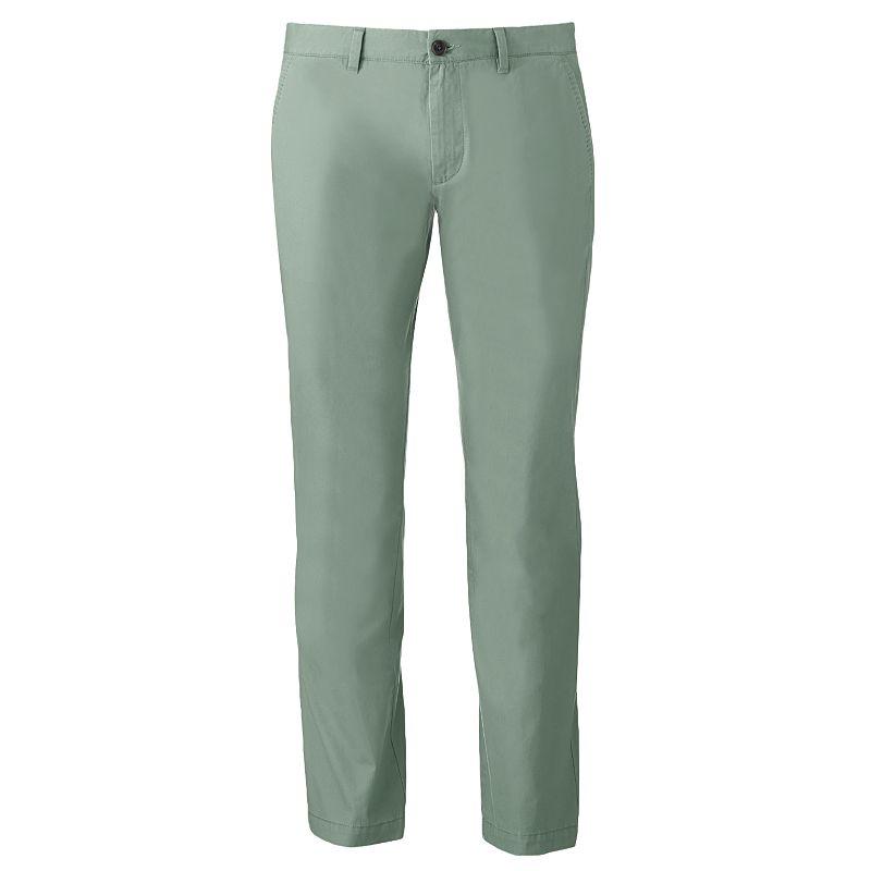 Marc Anthony Slim-Fit Twill Pants - Men