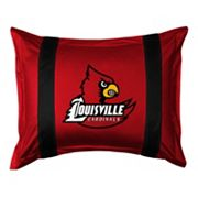 Louisville Cardinals Standard Pillow Sham