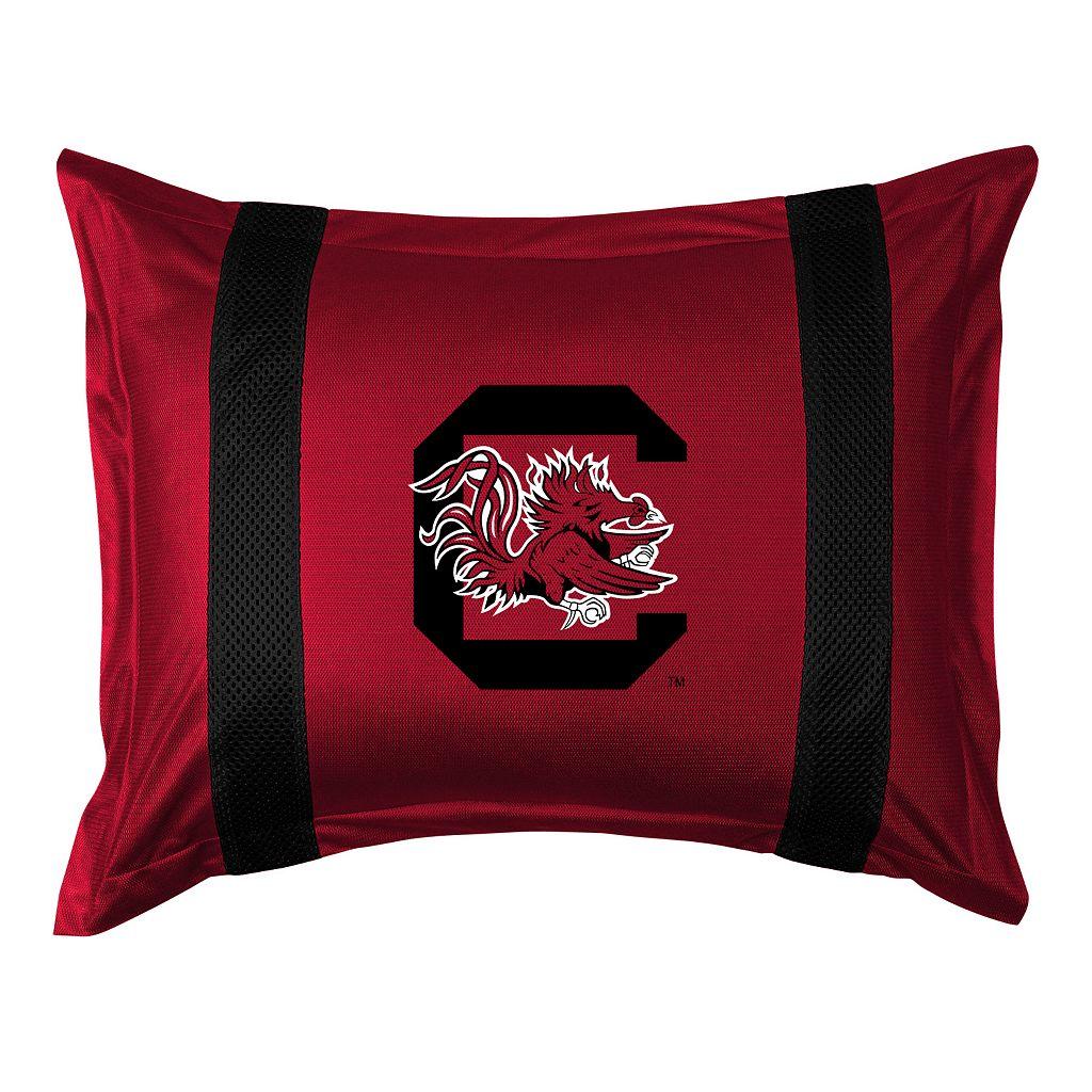 South Carolina Gamecocks Standard Pillow Sham