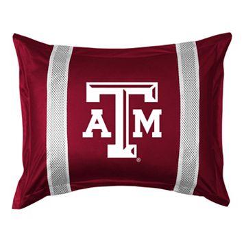 Texas A&M Aggies Standard Pillow Sham