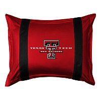 Texas Tech Red Raiders Standard Pillow Sham