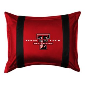 Texas Tech Red Raiders Standard Pillow Sham