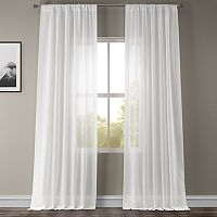 EFF Solid Sheer Window Panel - 50