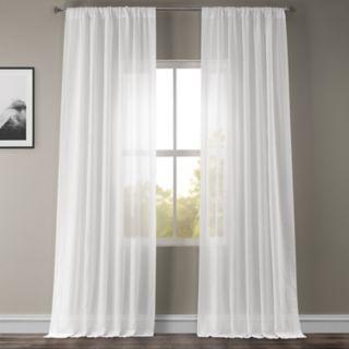 EFF 1-Panel Solid Sheer Window Panel