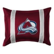 Colorado Avalanche Standard Pillow Sham