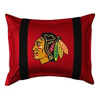Chicago Blackhawks Standard Pillow Sham