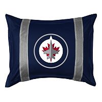 Winnipeg Jets Standard Pillow Sham