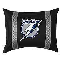Tampa Bay Lightning Standard Pillow Sham
