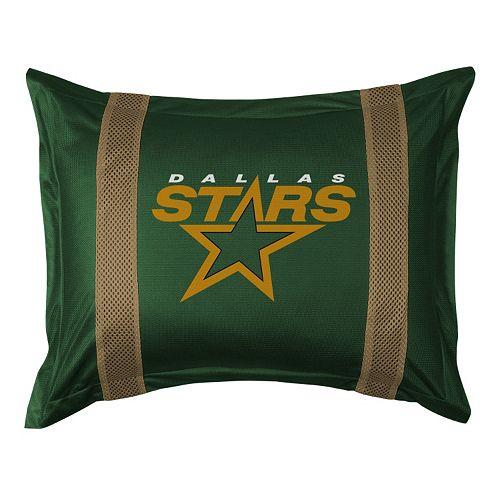 Dallas Stars Standard Pillow Sham