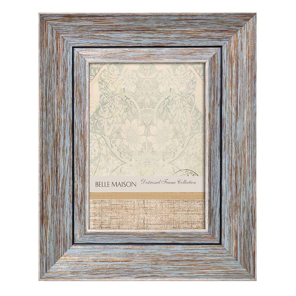 Belle Maison Weathered Blue Frame