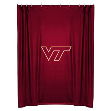 Virginia Tech Hokies Shower Curtain